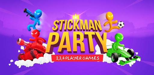 لعبة Stickman Party مسلية للعائلة