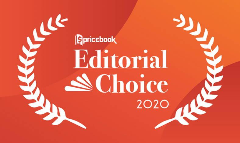 pricebook editorial choice 2020