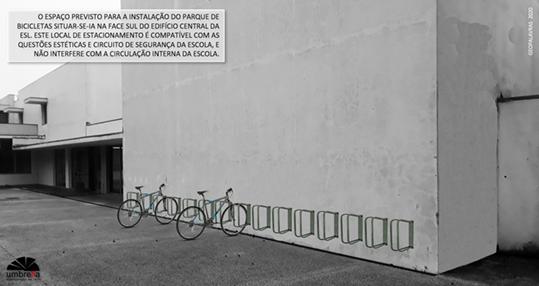 Parque Bicicletas ESL - Projeção