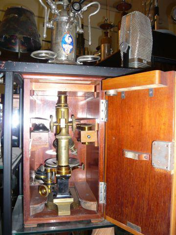 Collezione Radio Nelson - Microscopio