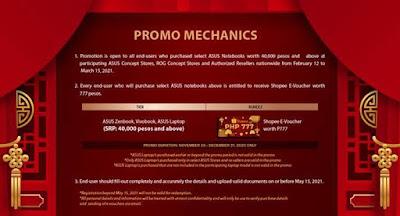 Promo Mechanics