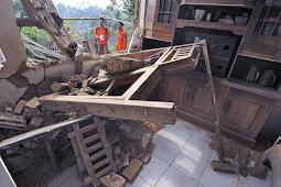 Info Terbaru Gempa Banten, 5 Orang Dikabarkan Meninggal Dunia