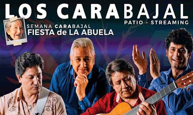 Semana Carabajal - La Fiesta de la Abuela en concierto