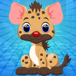 Play Games4King Little Hyena E…