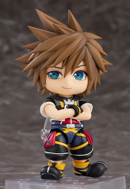 Figuras: Nendoroid Sora: Kingdom Hearts II Ver. - Good Smile Company