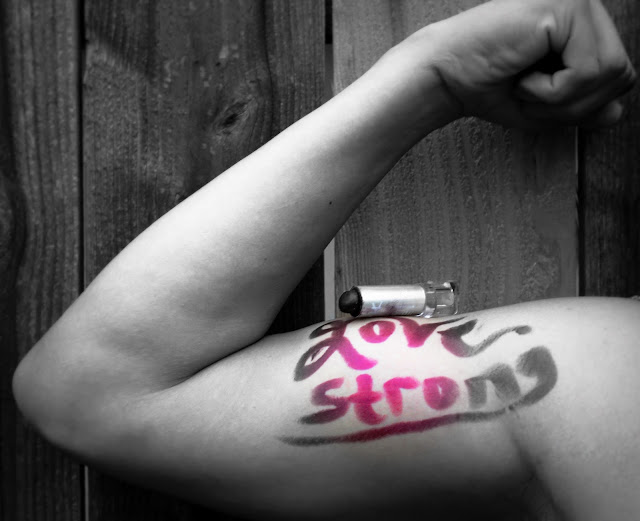 Love Strong Photo