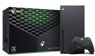 Spesifikasi XBOX ONE SERIES X