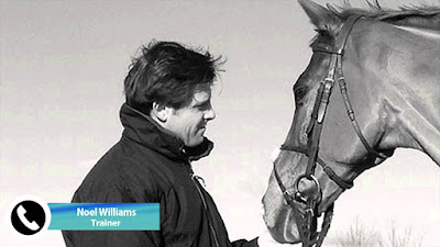 Noel Williams horse trainer