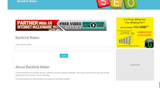 http://freeonlineseo.org/backlink-maker
