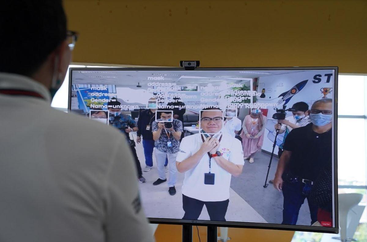 Supercomputer NVIDIA DGX A100 Pertama Di Indonesia Didatangkan oleh Telkom