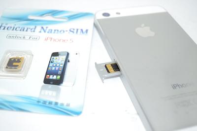 Sim ghép cho điện thoại iPhone 5