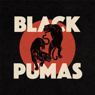 """Black Pumas """"Black Pumas"""""""