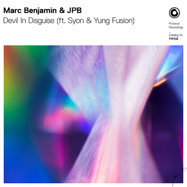 "Protocol Recordings Ventures into R&B on New Track ""Devil in Disguise"" by Marc Benjamin & JPB"