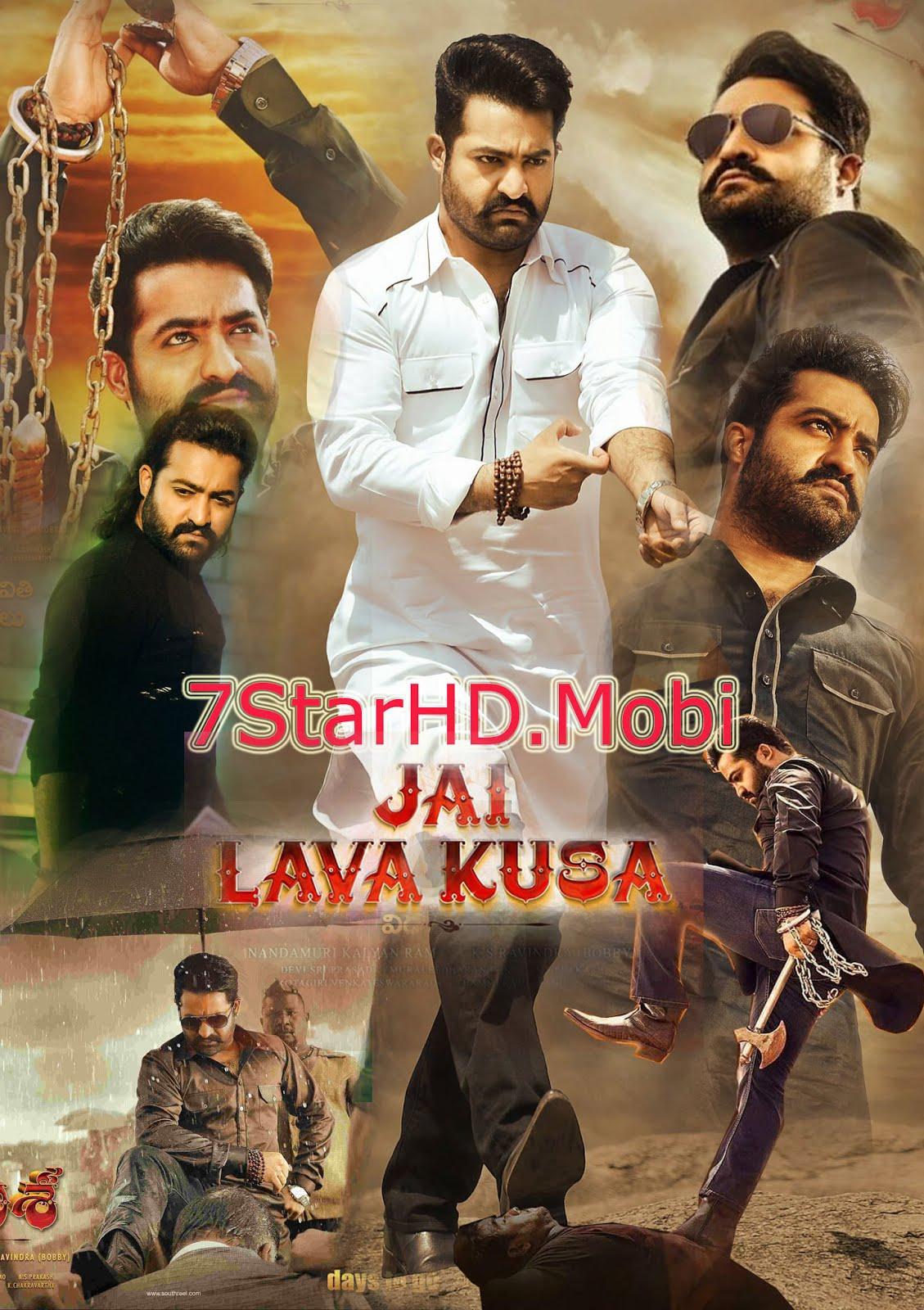 Jai Lava Kusa 2017 Hindi Dual Audio 650MB HDRip 720p HEVC x265 UNCUT