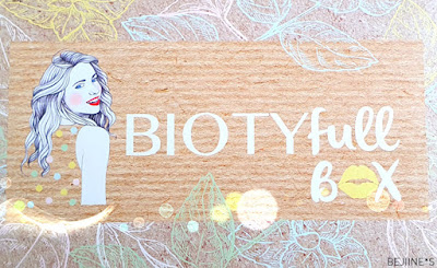 BIOTYfull Box d'Octobre 2019 : La 100% Solide
