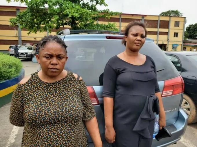 Lagos women Emezue, Eguebor beat Sexagenarian to death
