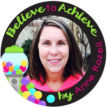 Believe to Achieve by Anne Rozell: Math Stations Made Easy!