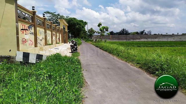 Tanah Luas dalam Ringroad di Nusupan