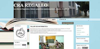 http://cra-regallo.blogspot.com.es