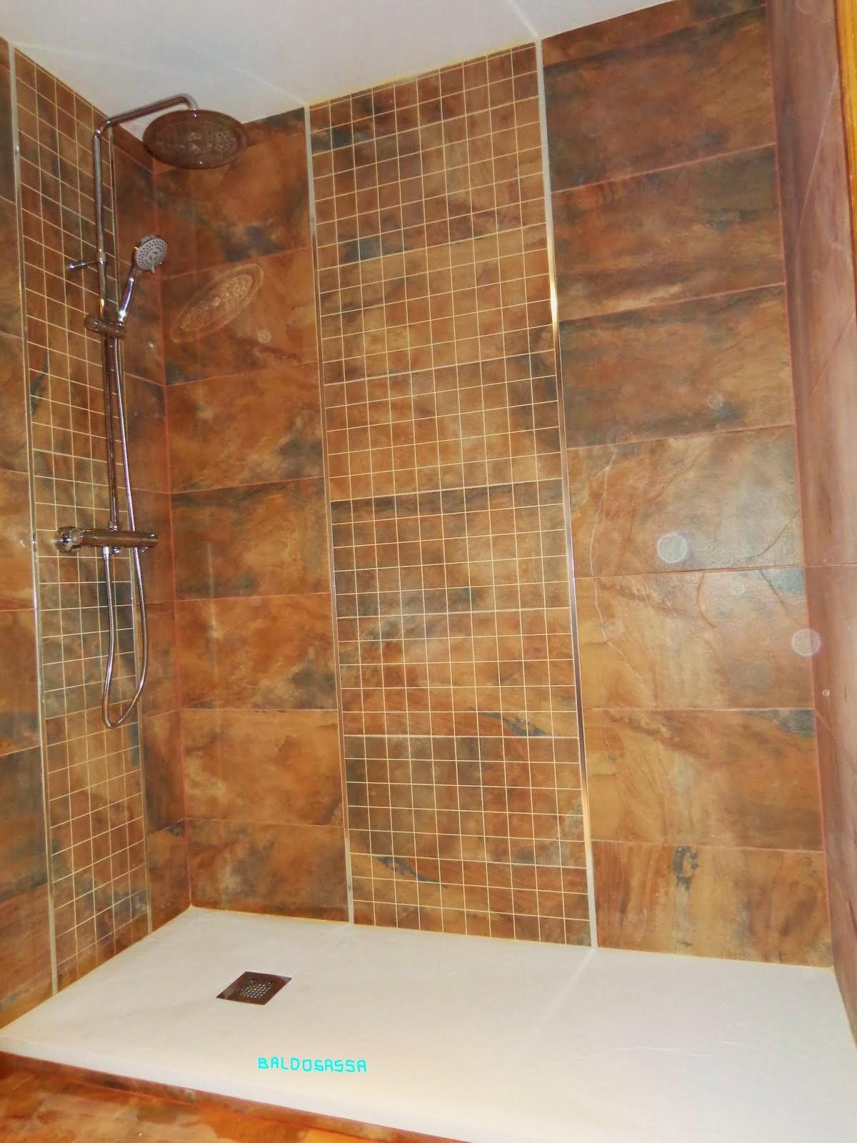 Baldosassa fotos e imagenes de platos de ducha - Precio baldosas bano ...