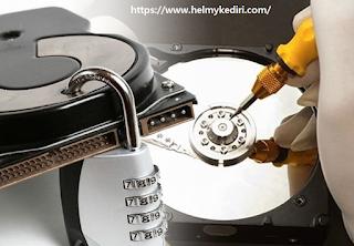 Software untuk membuka harddisk yang terkunci