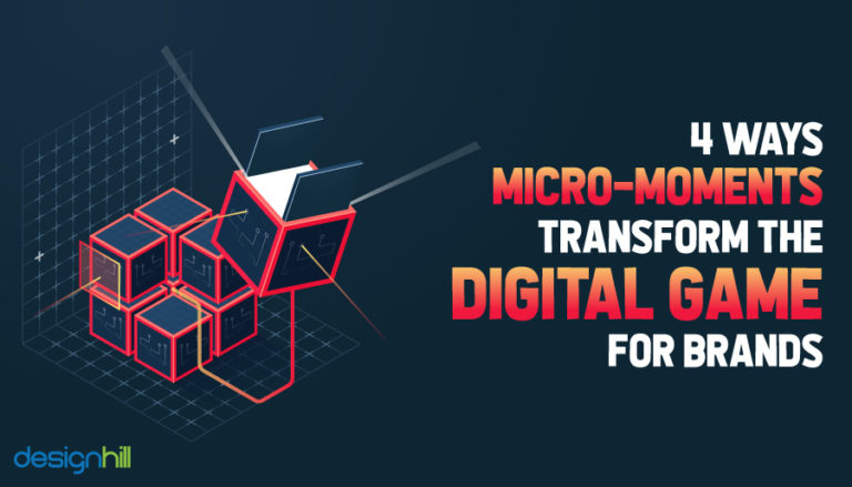 4 Ways Micro-Moments Transform The Digital Game For Brands #infographic