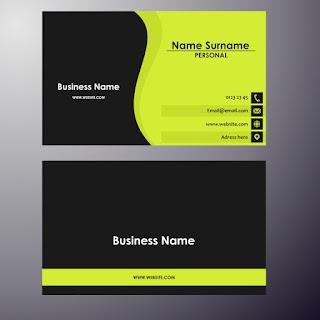 تحميل مجموعة من التصميمات الحديثة لبطاقات الأعمال كروت الفيزيت3