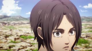 進撃の巨人アニメ第4期『エレン・イェーガー』 | Attack on Titan The Final Season |  Eren Jager | Hello Anime !