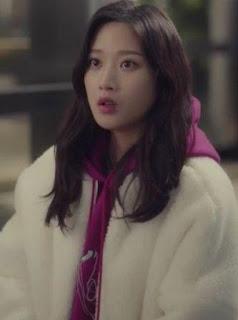 pemain find me in your memory - Mun Ka-Young sebagai Yeo Ha-Jin