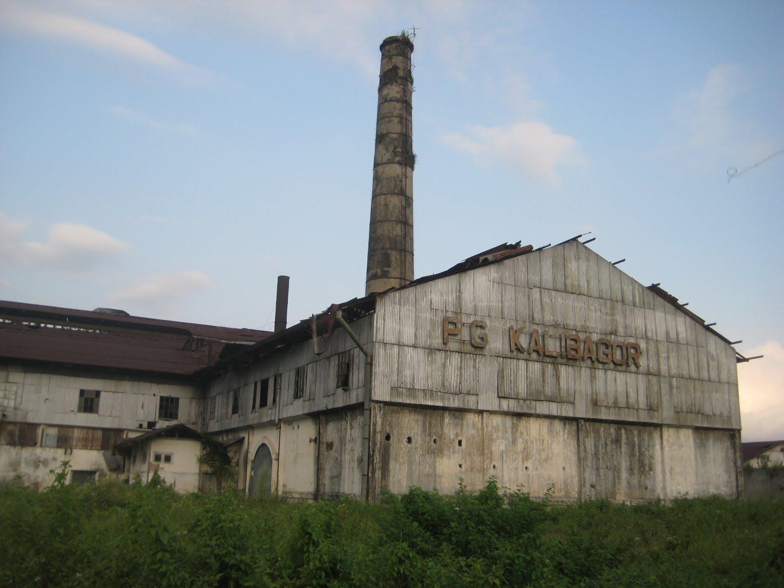Pabrik asing asing