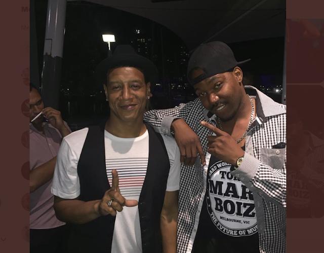 Marvin Priest and Slicker 1 zimbabwe australia dancehall