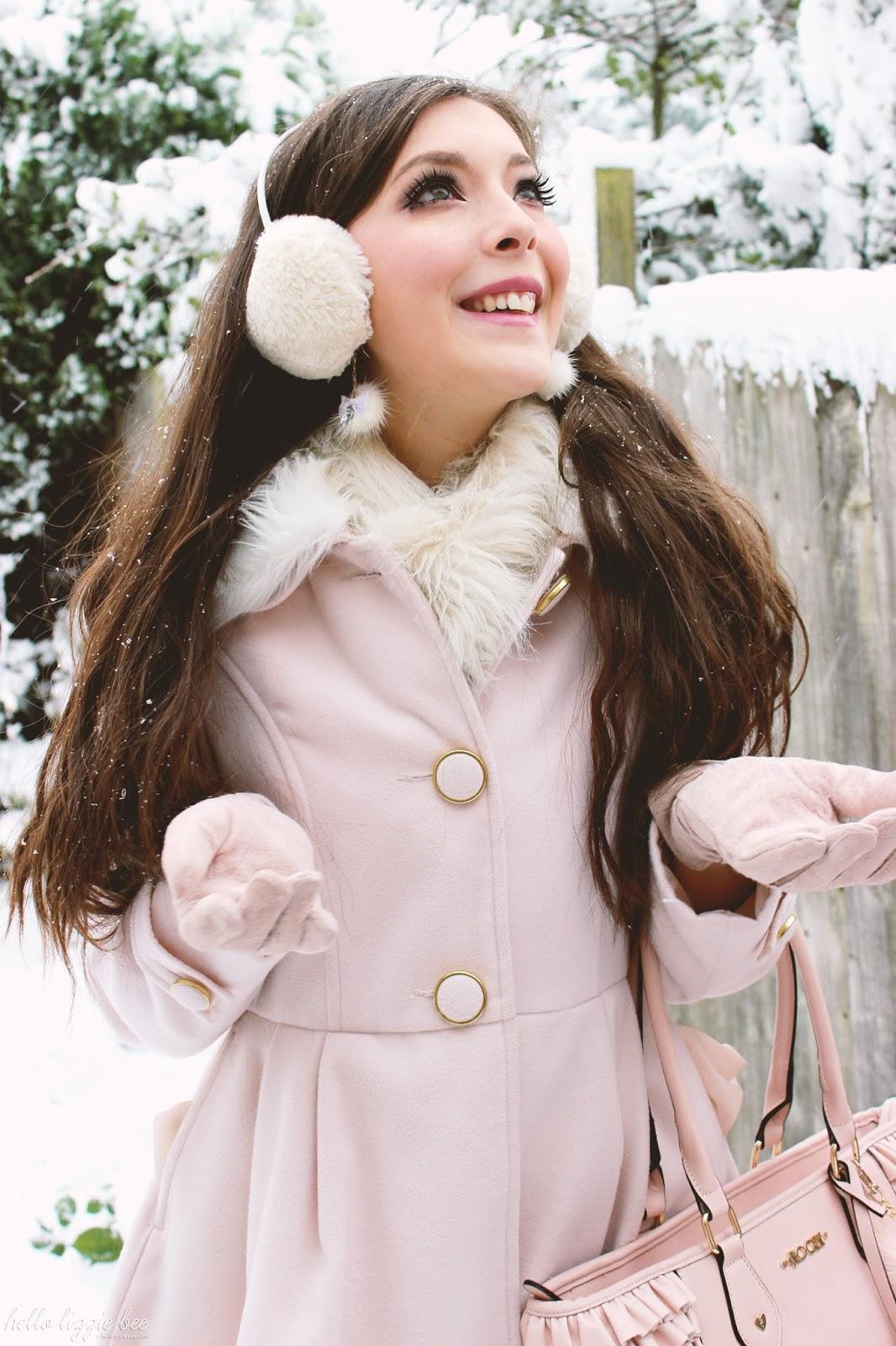 Snowy himekaji outfit
