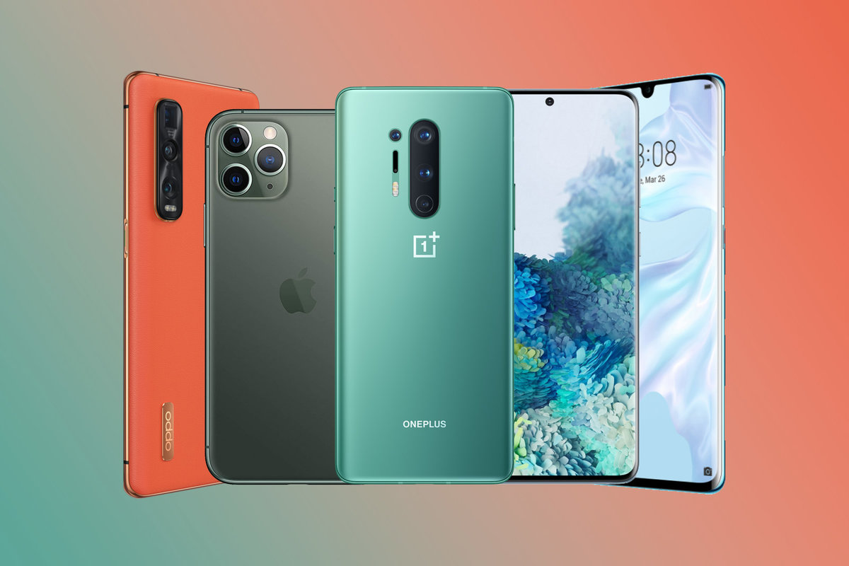 Smartphone prices in Nepal in 2020