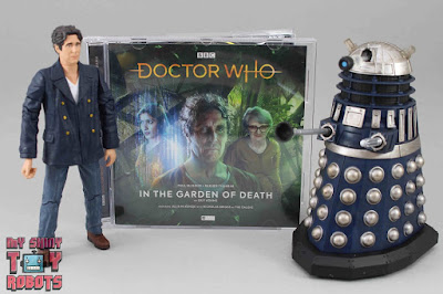Doctor Who Eighth Doctor & Dalek Interrogator Prime Set