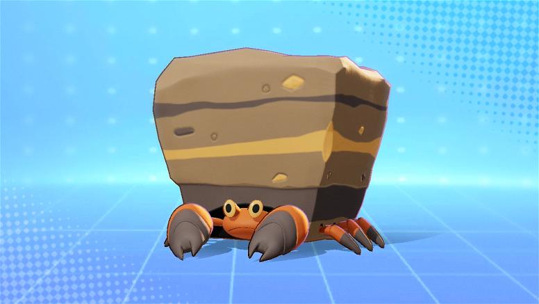 Pokémon Unite - Crustle