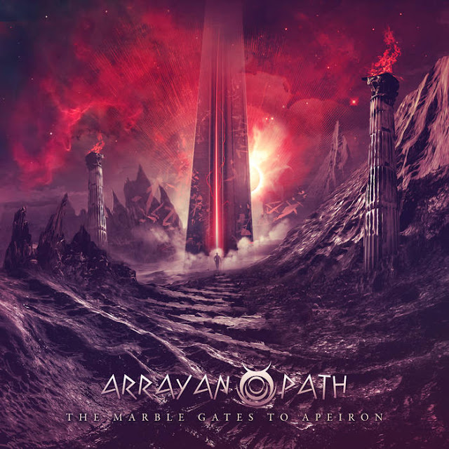 "Ο δίσκος των Arrayan Path ""The Marble Gates to Apeiron"""