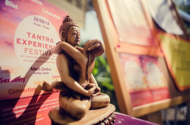Xu hướng tình dục Tantra (Tantric) đang khiến phương Tây phát cuồng là gì