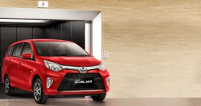 Harga Kredit Toyota Calya Depok