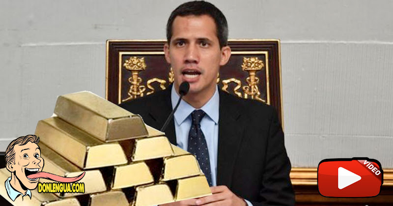 Inglaterra reconoce a Juan Guaidó como presidente y le da dominio de todo el oro