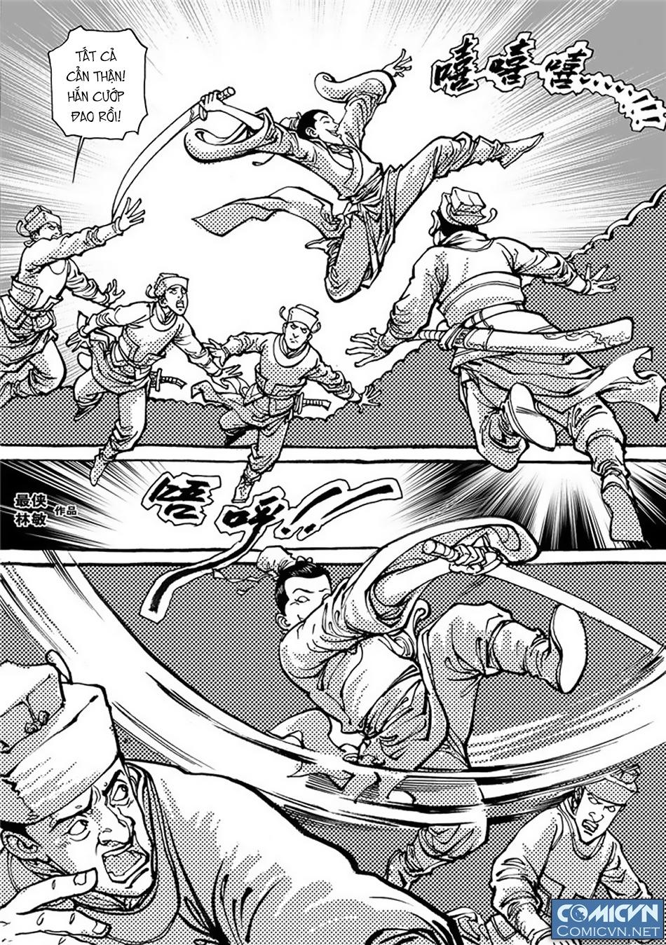 Chung Quỳ Truyền Kỳ Chap 50 - Next Chap 51