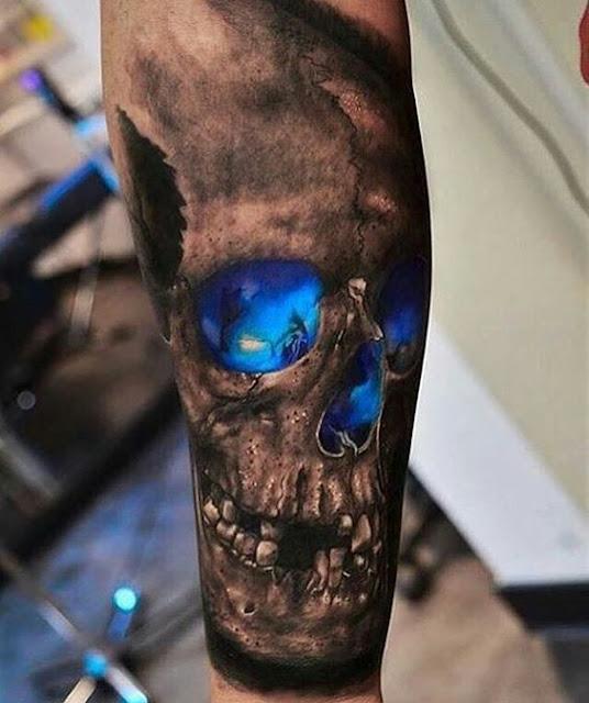 Estilos de tatuaje belagoria la web de los tatuajes for Calavera lobo