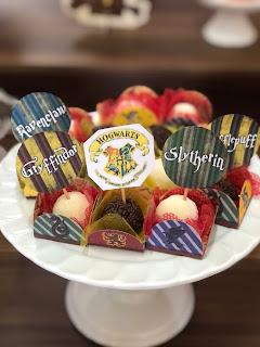 Aniversário Harry Potter