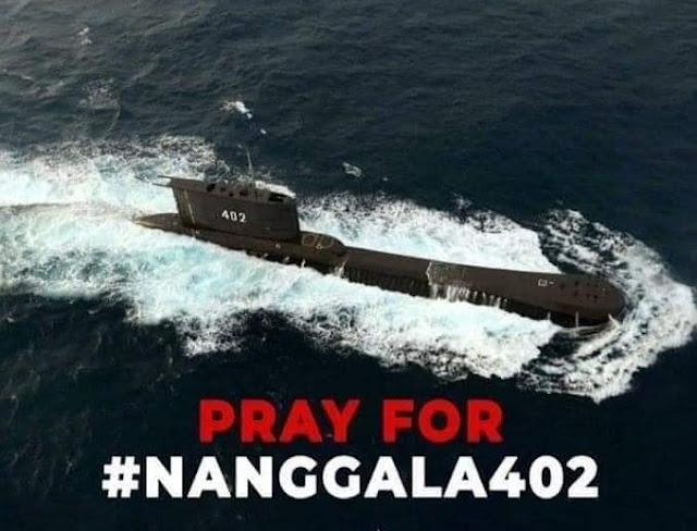 Pray For Nanggala 402