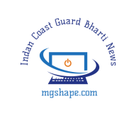 Indian coast guard recruitment 2020 2021