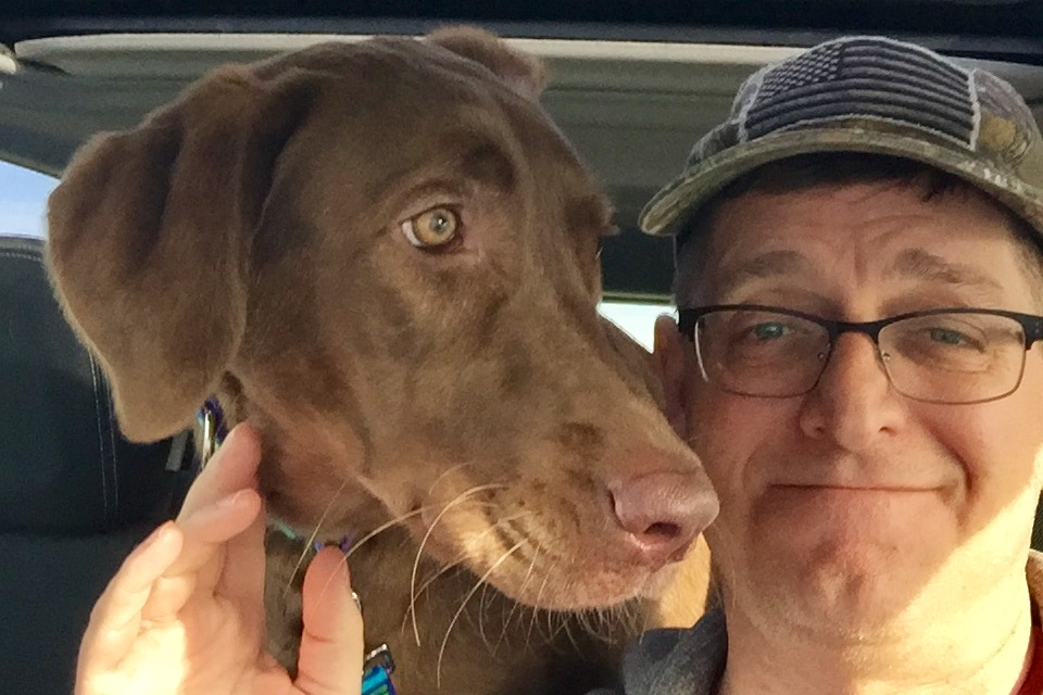 Dog Named Daisy Save Lives On