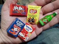 Super Impulse Wacky Packages Minis
