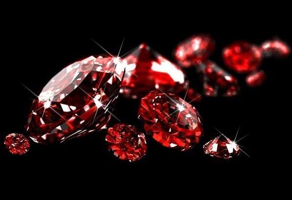 как сделать рубиновые стразы