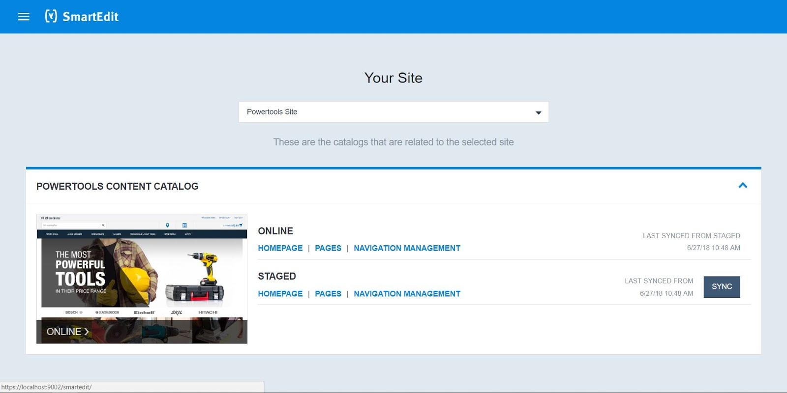 Introducing SmartEdit in SAP Hybris Commerce - Acorel