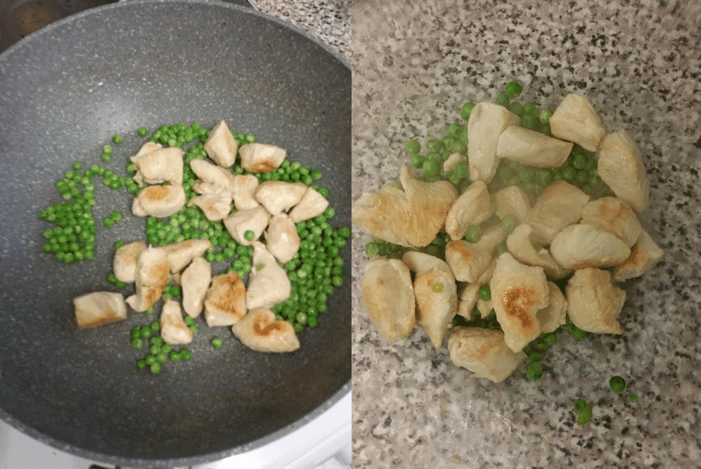 Mayflower Chinese Chicken Mushroom Curry Home Bargains
