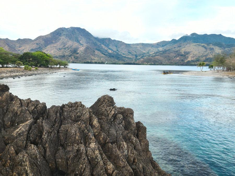 Silanguin Island and PItas Falls
